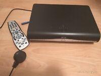 SKY+ HD Box + Remote