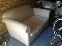 Great quality, Light grey sofa bed