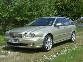 Jaguar X Type 2.2 Estate (sold)
