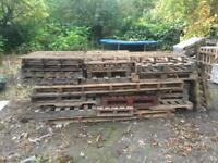 Free Pallets different sizes