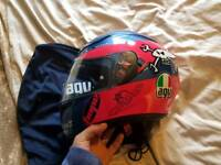 Guy Martin helmet