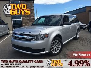 2014 Ford Flex SE 7PASS ALLOYS FWD BLUETOOTH