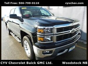 2015 Chevrolet Silverado 1500 LT Z71 Crew Cab True North Edition