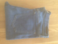 "Citizens of Humanity Blue Women's Bootcut Fit Jeans (30""W x 35""L) JUST REDUCED"