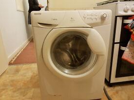Hoover Optima washing machine