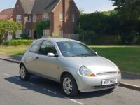 MOST FULLY LOADED FORD KA WITH 28K MILE IN SUPERB CONDITION