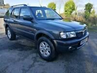 Vauxhall Frontera 4x4(54,000 miles)
