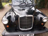 FAIRWAY CARBODIES BLACK LONDON TAXI 1997 AUTOMATIC DIESEL