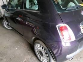 Fiat 500 breaking. Lots in stock