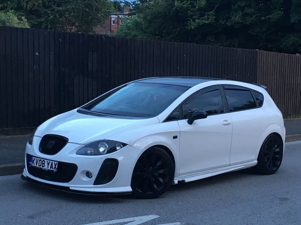 2008 seat leon 1 6 btcc k1 scirocco alloys fr steering wheel in yardley west midlands. Black Bedroom Furniture Sets. Home Design Ideas