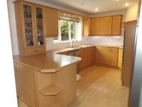 Fully functional complete used kitchen and flooring. REDUCED!!NOW CHEAPER AGAIN!