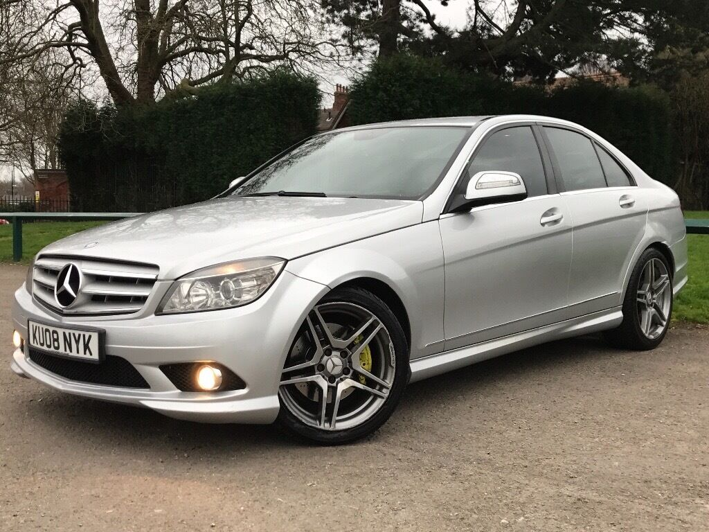 2008 mercedes c320 cdi sport 7g tronic fsh hpi clear in coventry west midlands gumtree. Black Bedroom Furniture Sets. Home Design Ideas