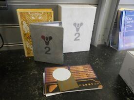 XBOX ONE DESTINY 2 COLLECTORS EDITION GAME