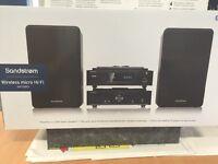 Sandstorm wireless micro hi-fi bluetooth