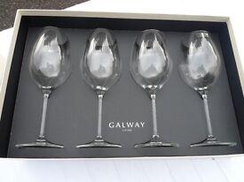 Wine Glasses - Galway Crystal