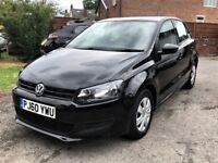 2011 VW POLO 1.2S, 5DOOR, 1 FORMER KEEPER, 70,000 MILES, SERVICE HISTORY, MOT TILL JANUARY 2019