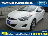 2013 Hyundai Elantra GL Htd Seats Fully Equipped Cruise