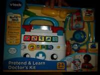 VTECH Doctor Kit NEW