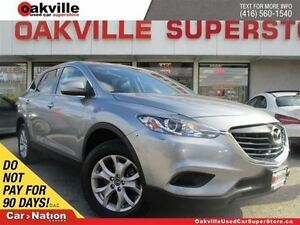 2015 Mazda CX-9 GS | AWD | 7 PASSENGER | LEATHER| NAVIGATION | S