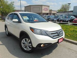 2013 Honda CR-V EX-P.SUNROOF-CAMERA-DUAL DVD 4WD