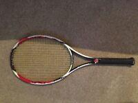 Wilson six one k factor junior tennis racket