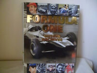 FORMULA 1 UNSEEN ARCHIVES,HARDBACK BY TIM HILL