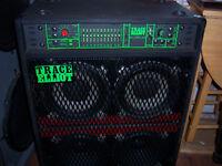 Trace Elliot Bass Amp 300 Watt