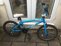 BMX X-Rated Spine, 117cm+, 7 years +, wheel size 20""