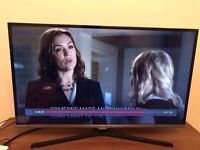 Samsung 32 inch LED TV Brand New Only 6 months used with HD, 2 HDMI & 1 USB Ports for sale
