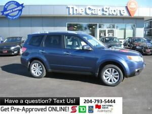 2012 Subaru Forester 2.5X Touring SUNROOF htd seat BLUETOOTH