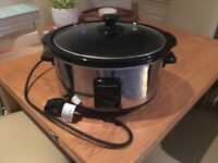 Morphy Richards 3.5 ltr Slow Cooker