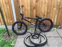 *CUSTOM* FitBikeCo BMX bike