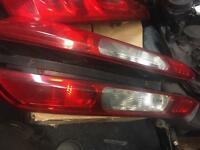Ford Focus tail lights