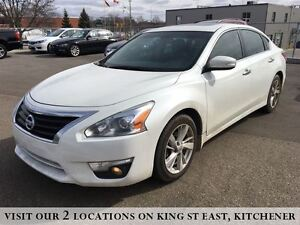 2013 Nissan Altima 2.5 SL | NAVIGATION | LEATHER | LANE DEP.