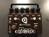 AMP TWEAKER BIG ROCK PRO GUITAR PEDAL