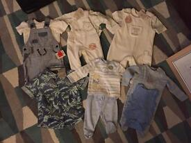 Boys clothing bundle (new items) make an offer