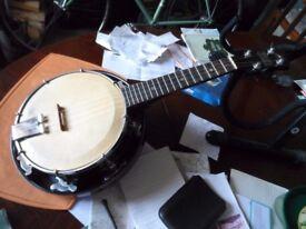 For Sale, Melody Ukelele Banjo