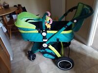 baby travel system 3 in 1