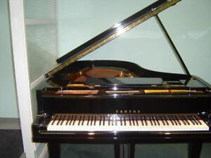 5 years old GRAND PIANO YAMAHA C6 and Yamaha G5 GREAT PRICES MUST SEE