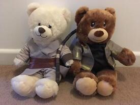 Star Wars build a bear