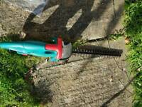 Cordless garden trimmer no battery includes