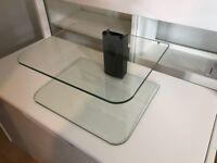 Floating Glass for DVD player , Sky/Virgin box