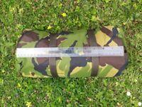 Dutch army single hooped Gore Tex bivi.