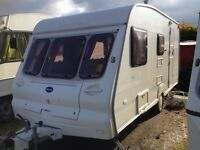 Bailey discovery /4 berth 2002 has all mod coms