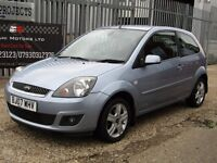 Ford Fiesta 1.4 Zetec Climate 3dr 2 lady owners from new