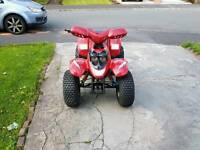 110cc quad spares or repair