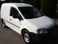 Volkswagen caddy 2,0 tdi 59 reg 223,000 miles long mot