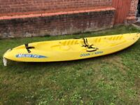 Malibu Two Ocean Kayak - for sale
