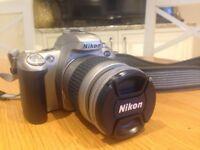 Nikon F55 Camera