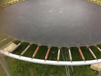 13 Foot Trampoline - FREE